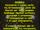 Key Video Production Warning Screen