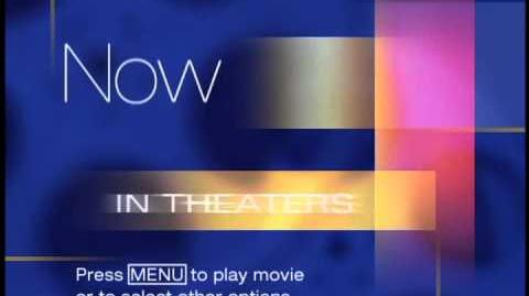 "RARE Disney ""Now in theaters"" bumper"