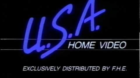 USA Home Video (with FBI warning)