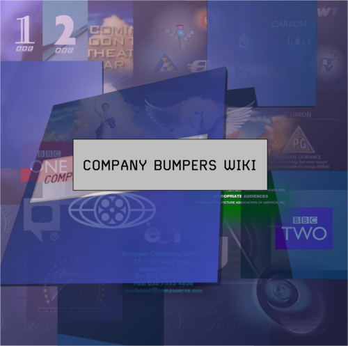 COMPANY BUMPERS HOMEPAGE