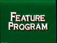 Feature Program (Winnie the Pooh variant) (Version -4)