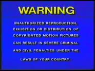 20th Century Fox Video 1977-1984 Australian Warning (S2)