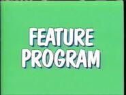Feature Program Comic Sans Prototype