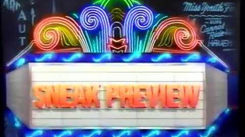 UA Home Video Sneak Preview Bumper