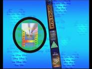 Walt Disney Home Entertainment Piracy Warning (2005) Hologram 2
