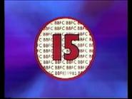BBFC 15 Card (CIC Video 1997)