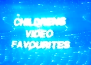 Children's Video Favourites
