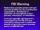 Countertop Video Corp. Warning Screen