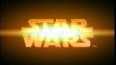 Opening to Star Wars Episode I- The Phantom Menace 2000 VHS -True HQ-