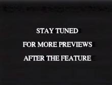 Stay tuned bumper 22