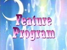 Feature Program Sailor Moon Variant
