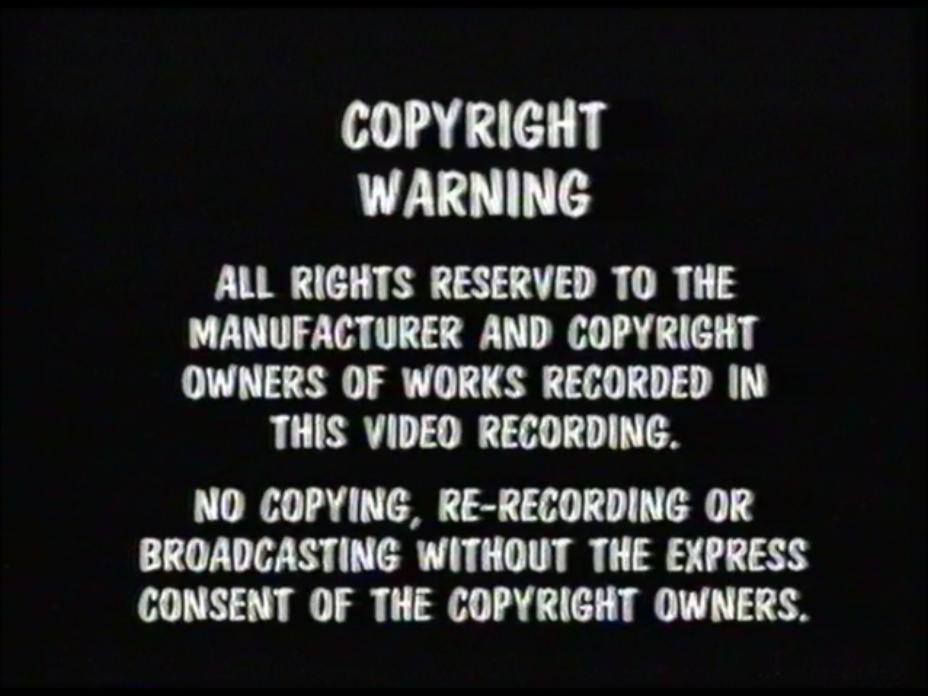 lollipop video warning screen company bumpers wiki fandom  lollipop video warning screen