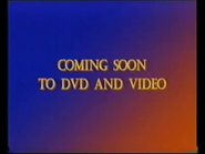 20th Century Fox Home Entertainment Coming Soon to DVD and Video 2001 Bumper