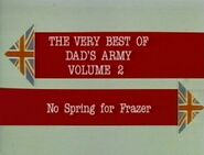 The Very Best of Dad's Army 2