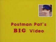 Postman Pat's Big Video