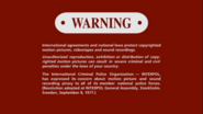Sphe warning screen 16