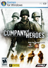 Company of Heroes copertine