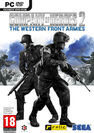 Company of Heroes 2: Western Front copertine