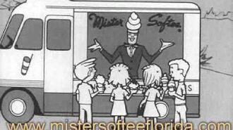 Mister Softee vintage commercial