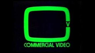 VHS Companies From the 80's -38 - COMMERCIAL VIDEO
