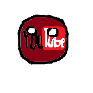 Second ball-shaped version of YouTubebrick.