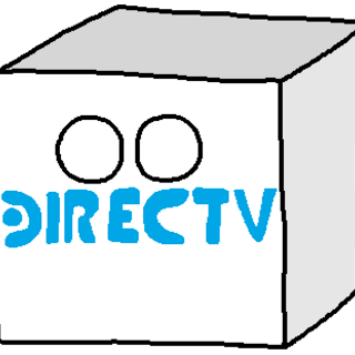 The DirecTVcube used in Latin America outside USA