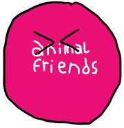 Animal Friendsball