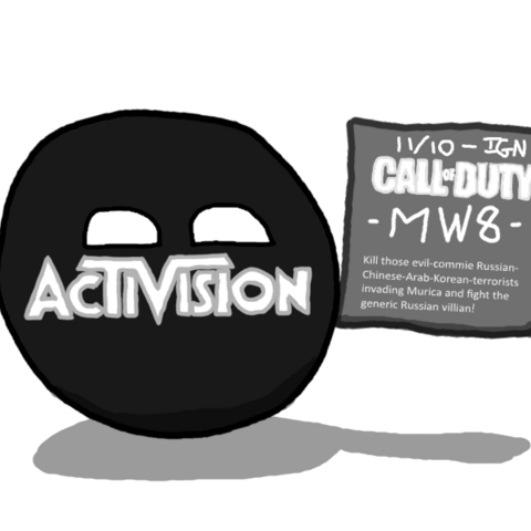 Activisionball presenting another annual <i>Call of Duty</i> title