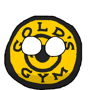 Gold's Gymball