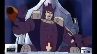"""Galvatron """"Well, all I can say is..."""""""