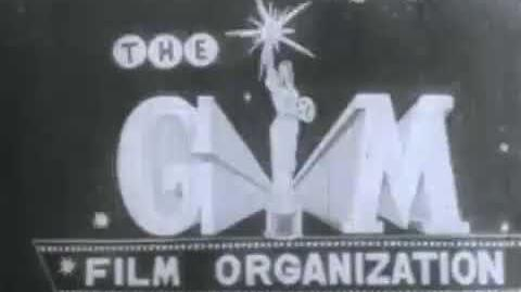 The G.M. Film Organization logo