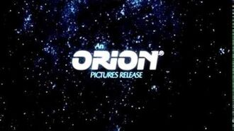 Orion Pictures Release Logo - 35mm - HD