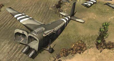 Tetrarch Glider