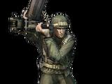 Heavy Machine Gun Team