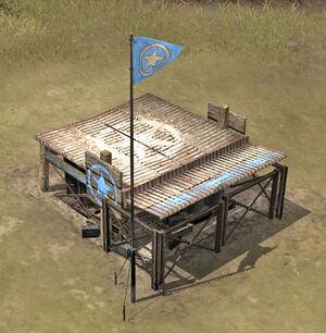 Unit Supply Yard