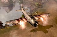 Unit P-47 Thunderbolt