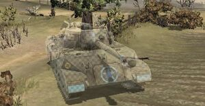 M18 Hellcat Camouflage