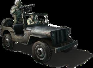 Allies jeep
