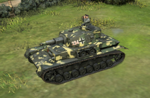 Panzer IV Command Tank picture COH2 Ostheer