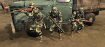 Grenadiers Squad picture weapons COH2 Ostheer