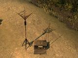 Detector for Radio Triangulation