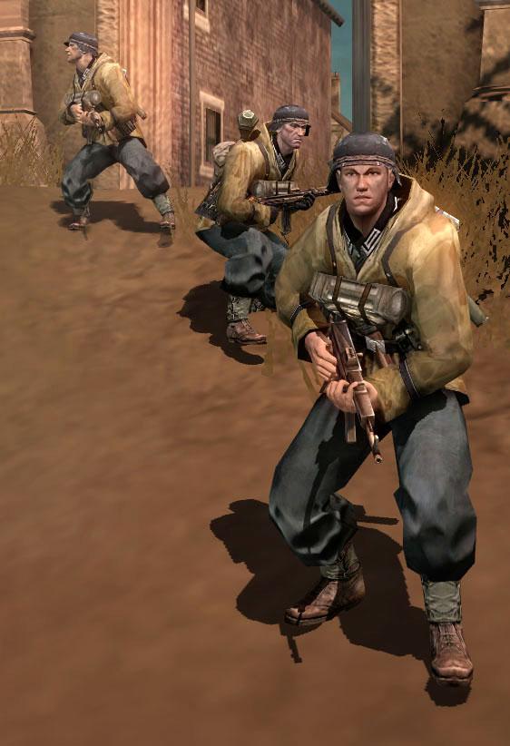 Assault Grenadier Heavy Infantry | Company of Heroes Wiki | FANDOM