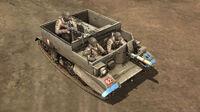 Unit Bren Carrier Vickers