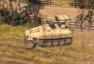 Panzerwerfer Rocket picture COH2 Ostheer