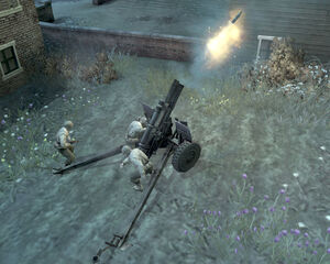 M2 105mm Howitzer | Company of Heroes Wiki | FANDOM powered