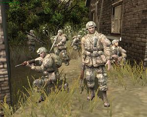 Unit Airborne Squad