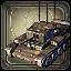 Production Cromwell Command Tank