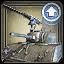 Upgrade M2HB 50 Cal Machine Gun Sherman