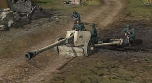 Pak 40 7.5cm Anti-tank Gun picture COH2 Ostheer