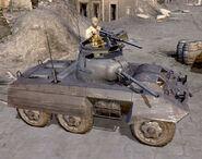 Unit M8 Greyhound Upgraded